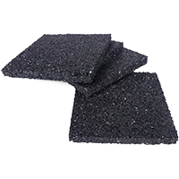 SBR rubber pads for decking joists