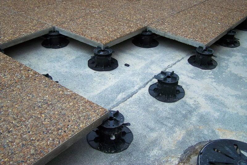 Regulowane Wsporniki Tarasowe Pod Płyty Dd Pedestals