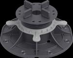 Regulowany wspornik tarasowy 45-70 MM.