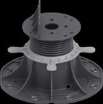 Regulowany wspornik tarasowy pod legary 70-120 MM