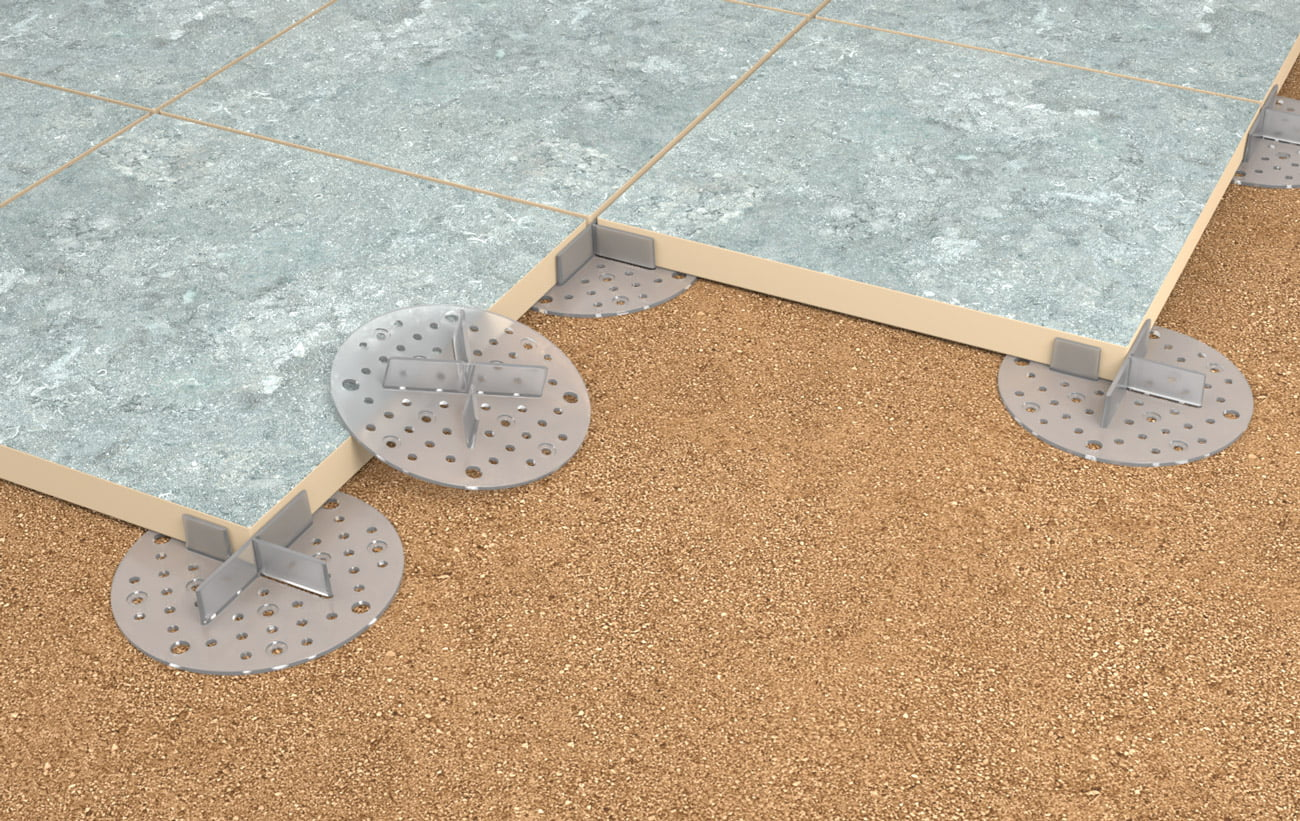 Paving Supports for Patio Slabs 2 mm