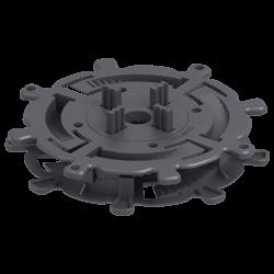 Adjustable pedestals 17-30 mm