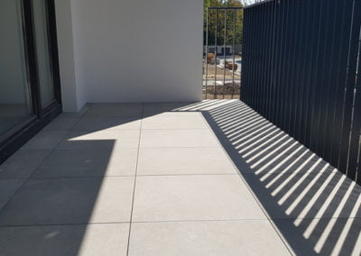 how to repair balcony with pedestals