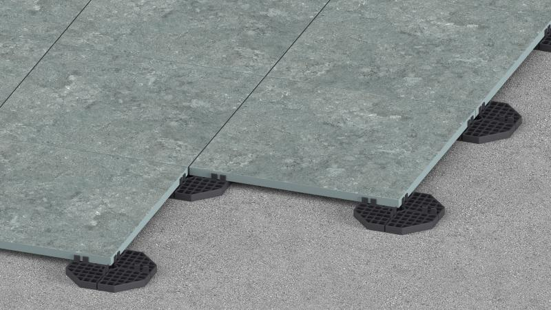 dystanse modułowe podstawki podpłyty tarasowe