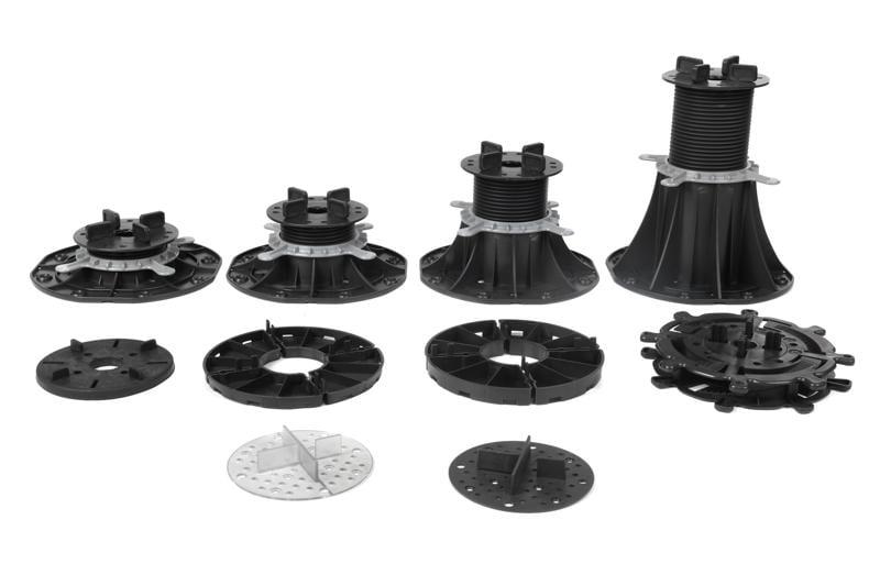 all adjustable pedestals for ventilated terrace