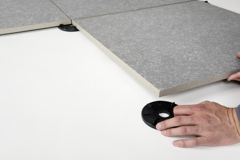 Gummi Plattenlager fur Terrassenplatte 8mm