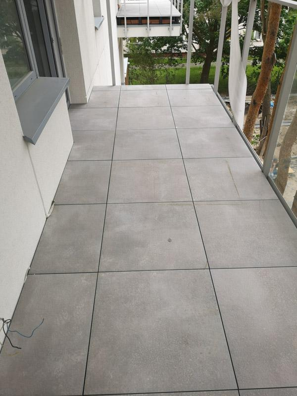 ceramic tiles terrace on terrace adjustable pedestals