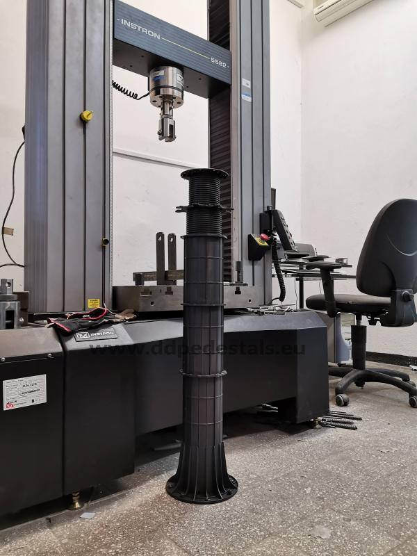 huge strength of the adjustable pedestals