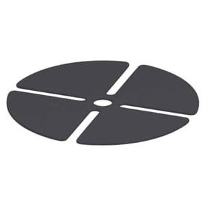 Wygłuszająco-wyrównująca gumowa podkładka pod płyty 1,5 mm.