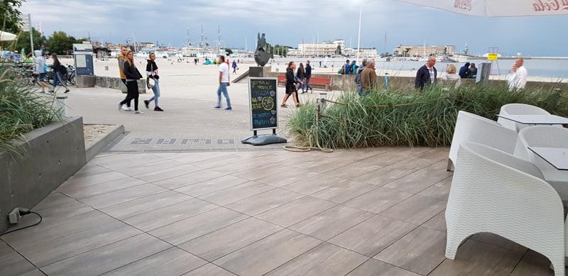 ceramic tiles terrace