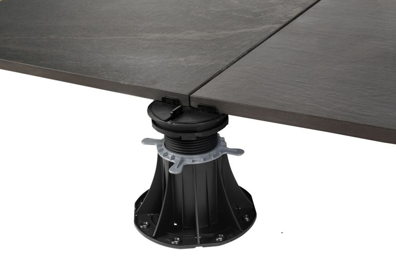 SH rubber pad for the terrace adjustable pedestal
