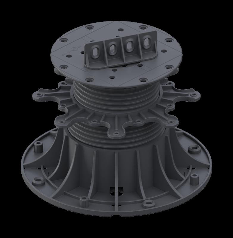 Wspornik regulowany MAX 75-150 MM